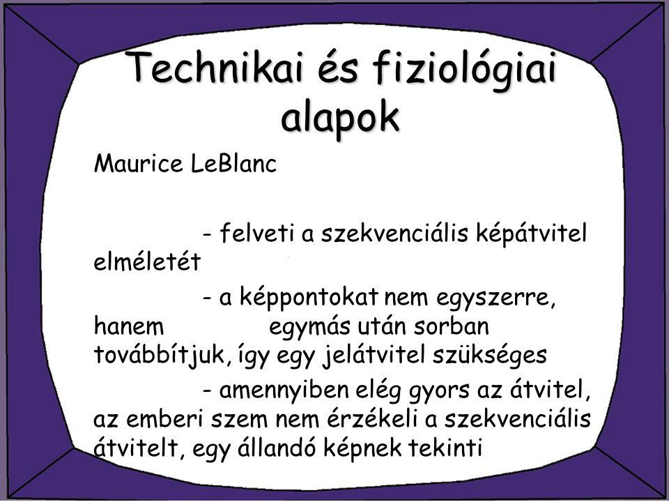 Technikai és fiziológiai alapok
