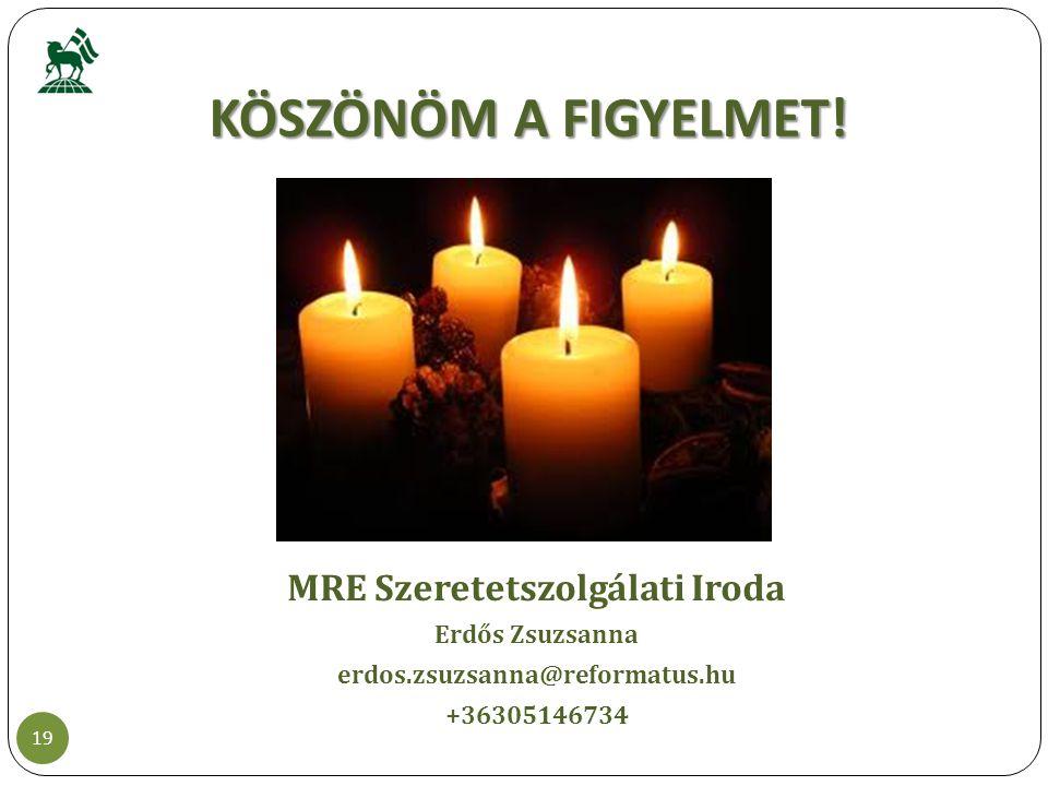 MRE Szeretetszolgálati Iroda