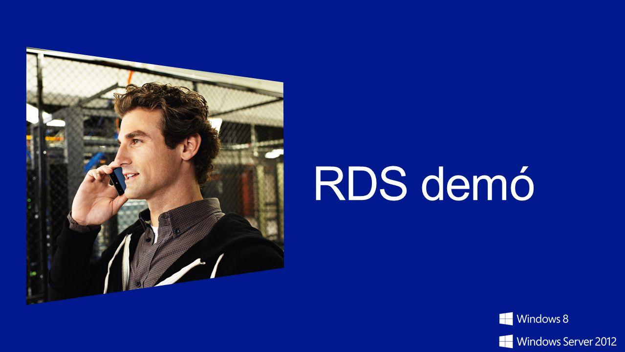 RDS demó