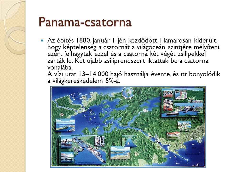 Panama-csatorna