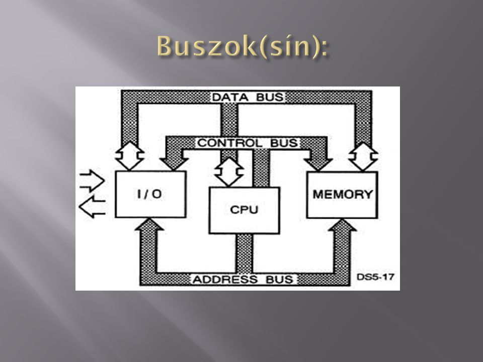 Buszok(sín):
