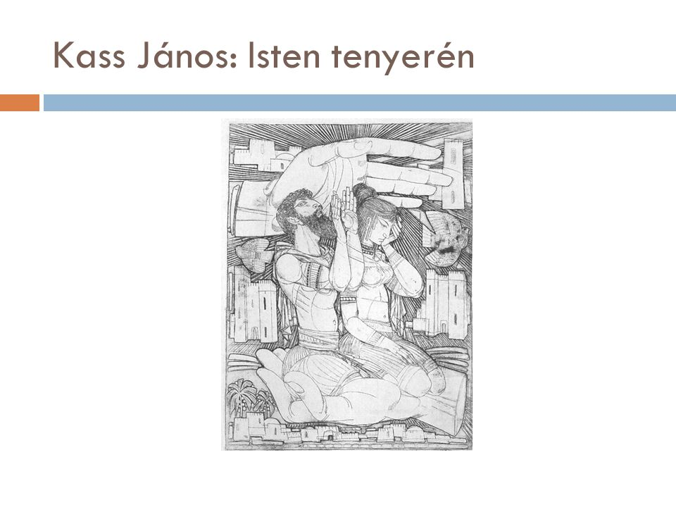 Kass János: Isten tenyerén