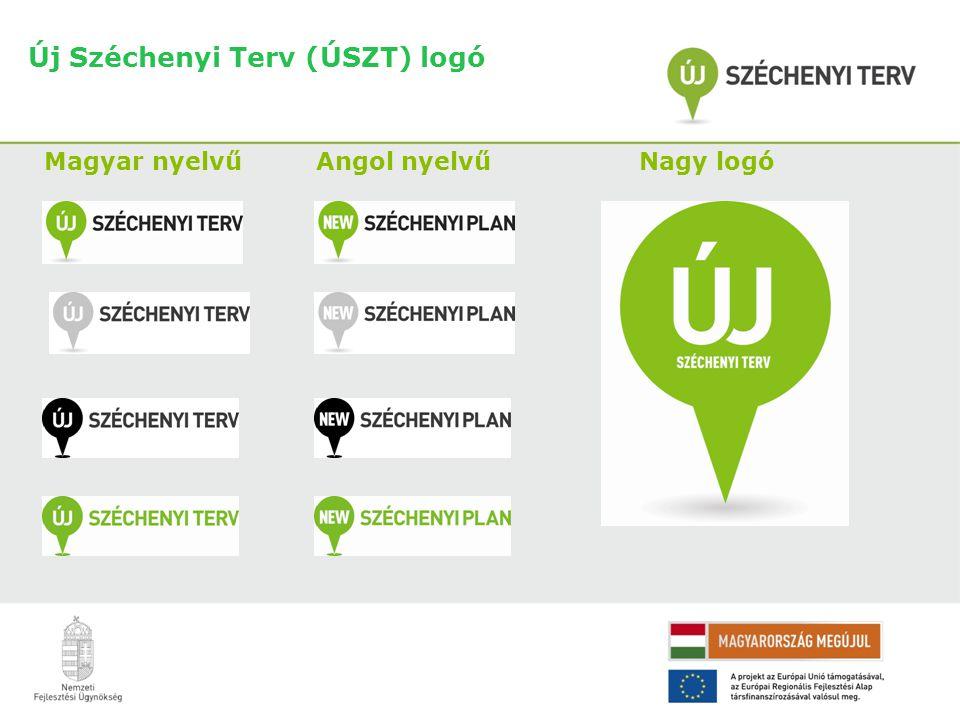 Új Széchenyi Terv (ÚSZT) logó