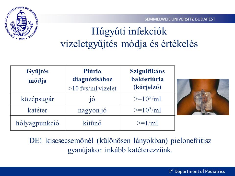 Szignifikáns bakteriúria (kórjelző)