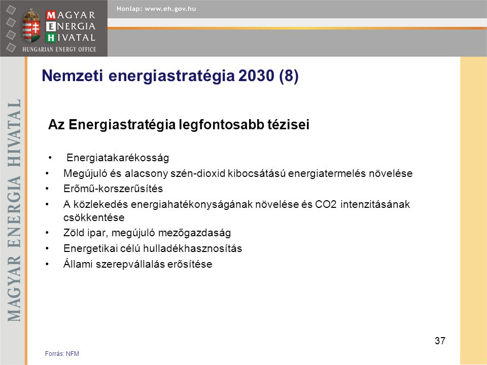 Nemzeti energiastratégia 2030 (8)