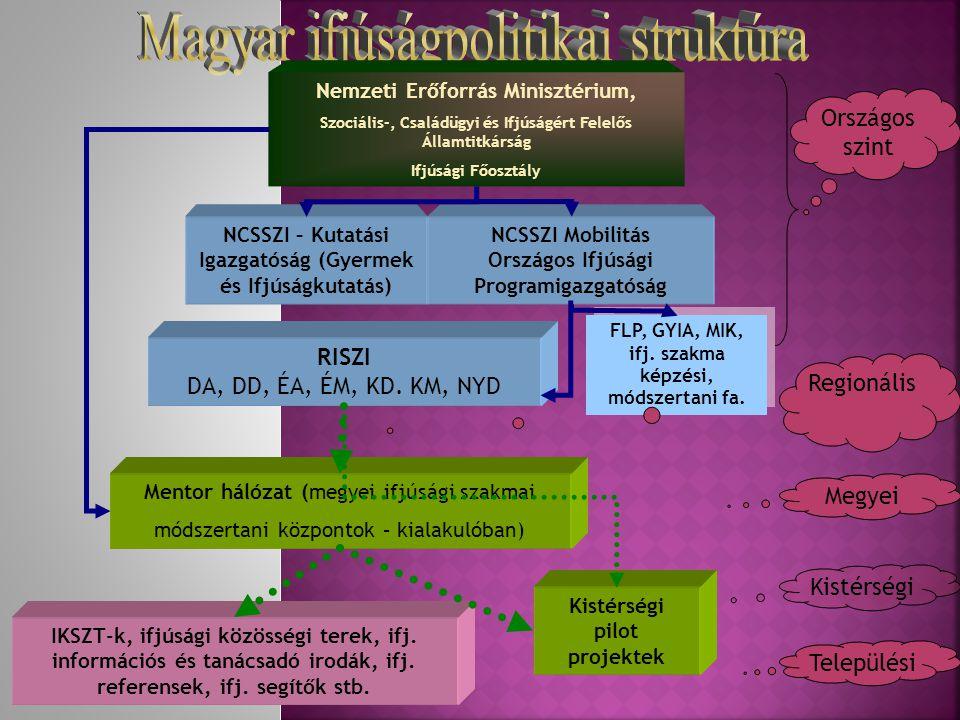 Magyar ifjúságpolitikai struktúra
