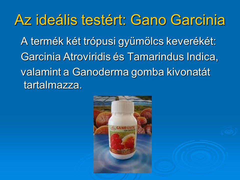 Az ideális testért: Gano Garcinia