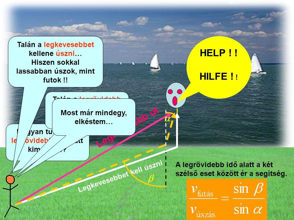 HELP ! ! HILFE ! ! a Legrövidebb út b