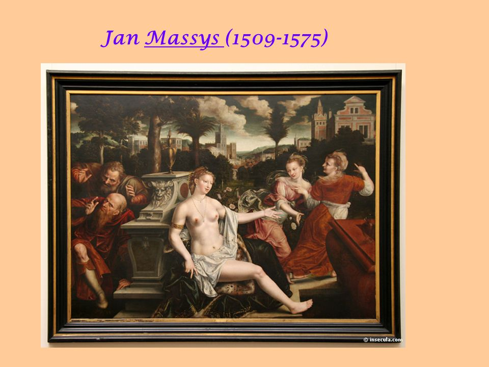 Jan Massys (1509-1575)‏