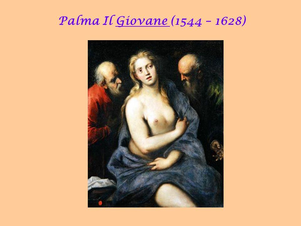 Palma Il Giovane (1544 – 1628)