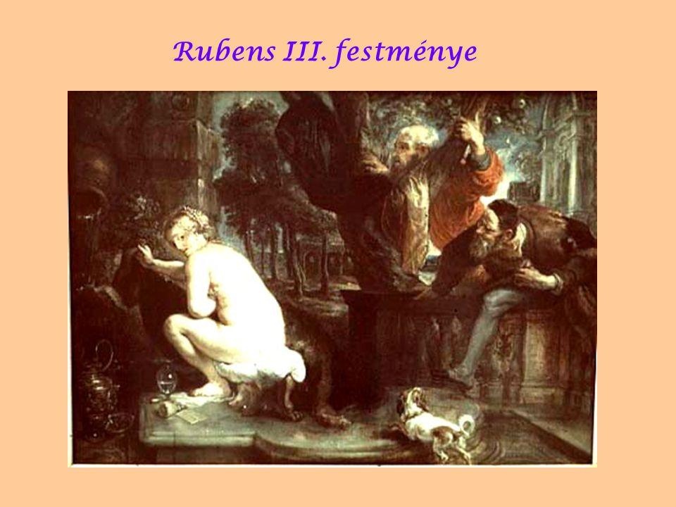 Rubens III. festménye