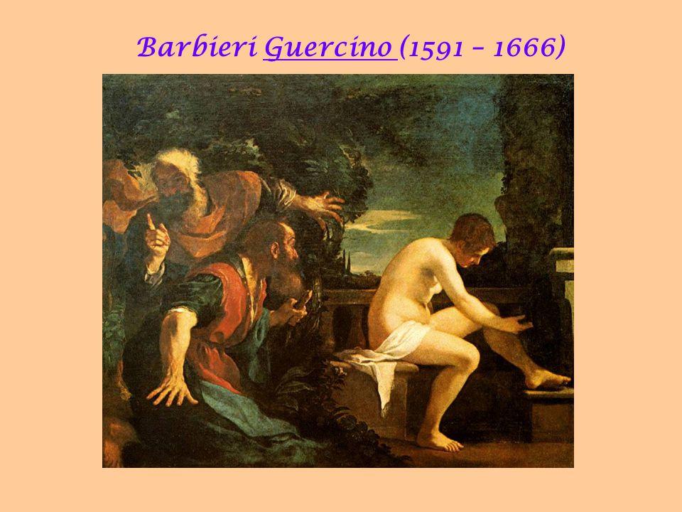 Barbieri Guercino (1591 – 1666)