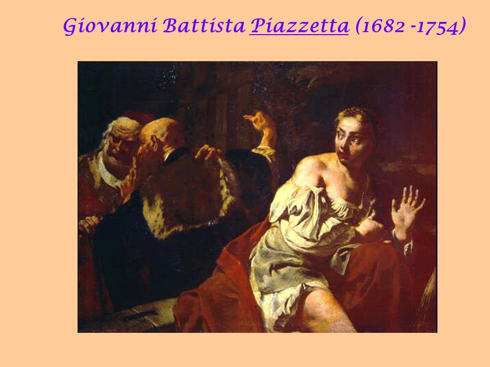 Giovanni Battista Piazzetta (1682 -1754)