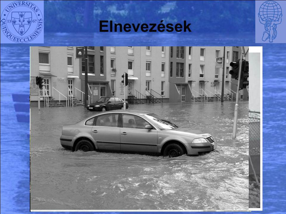 Vihar kiváltotta árvíz