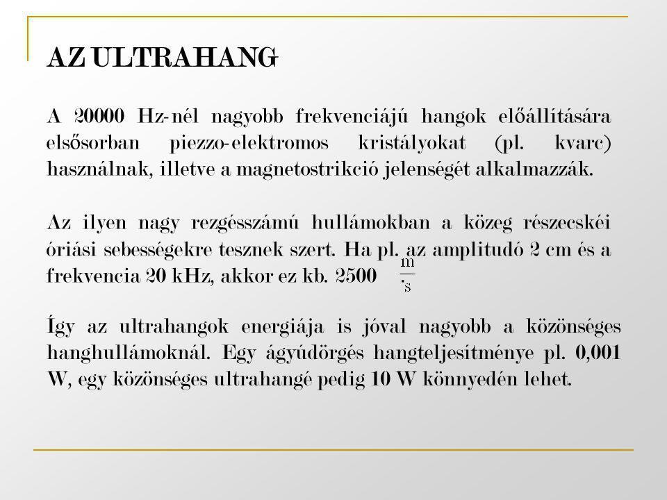 AZ ULTRAHANG