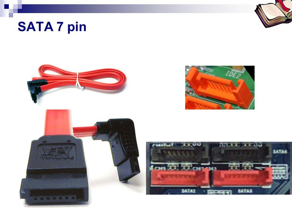 SATA 7 pin