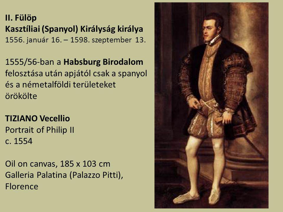 Kasztíliai (Spanyol) Királyság királya