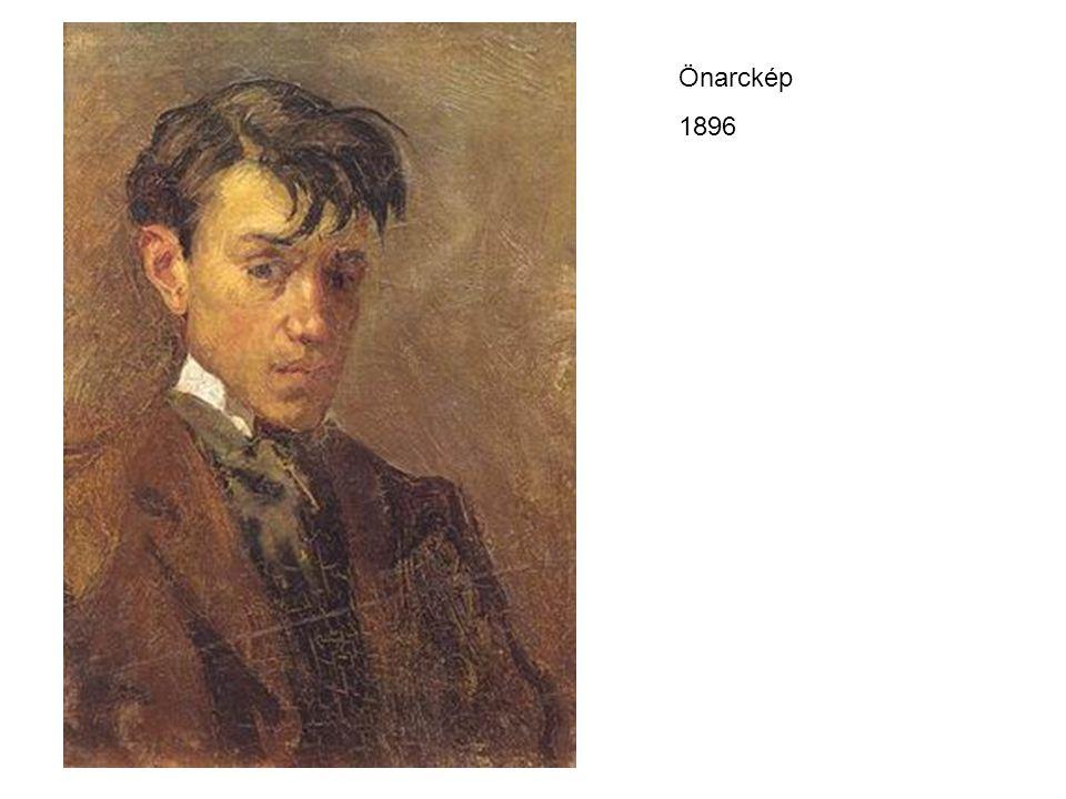 Önarckép 1896