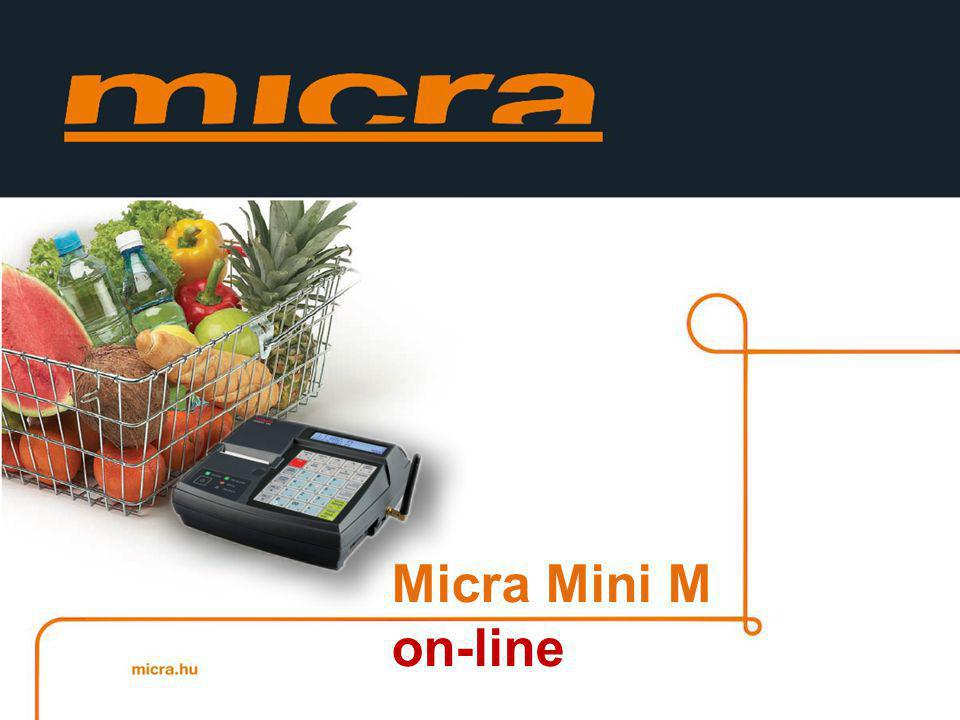 Micra Mini M on-line