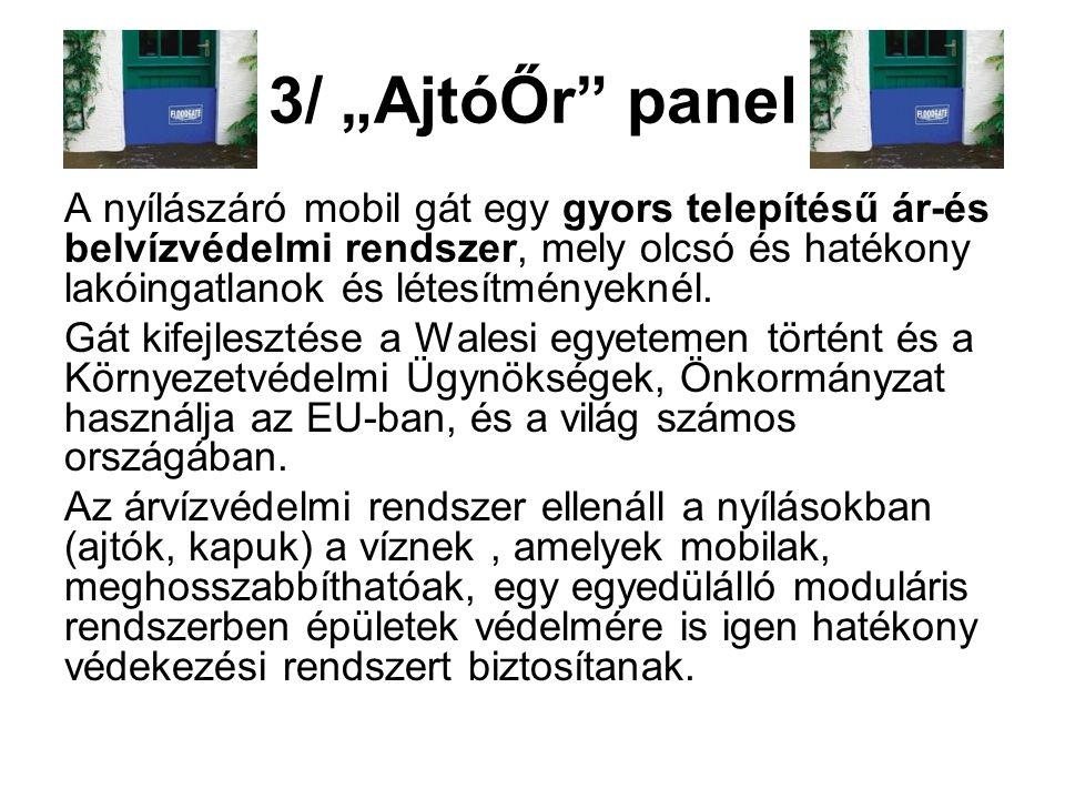 "3/ ""AjtóŐr panel"