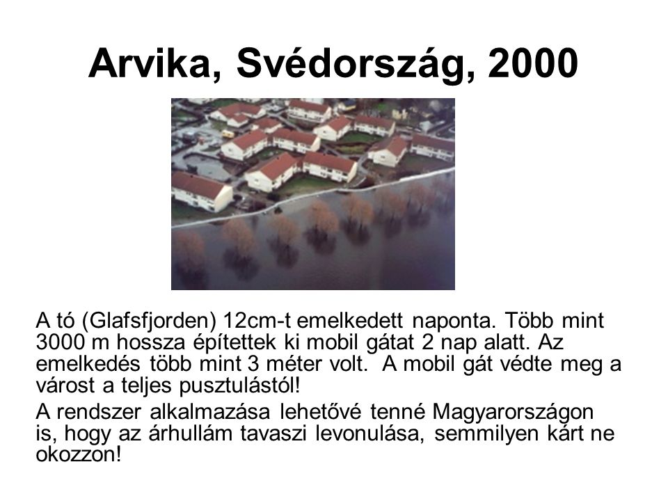 Arvika, Svédország, 2000