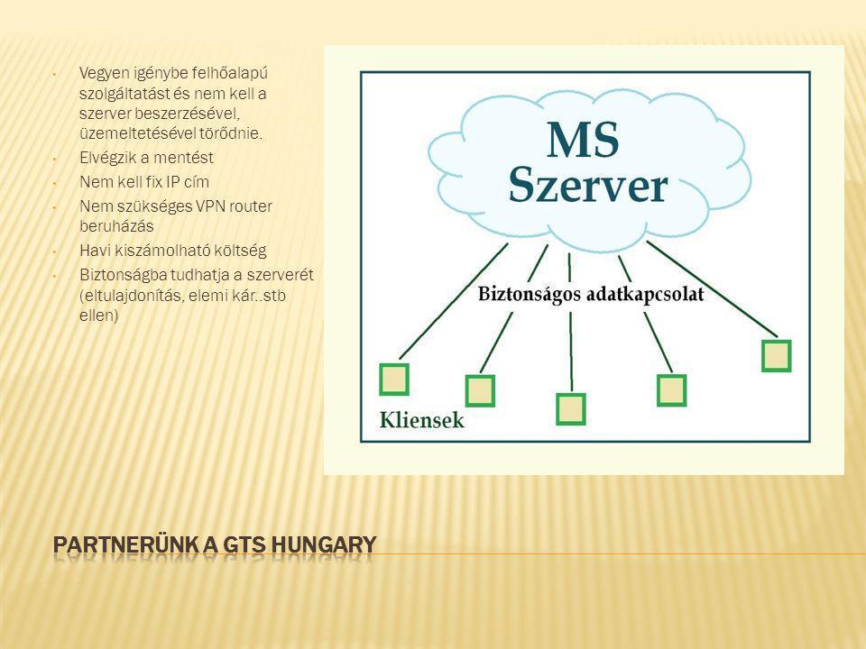 Partnerünk a GTS Hungary