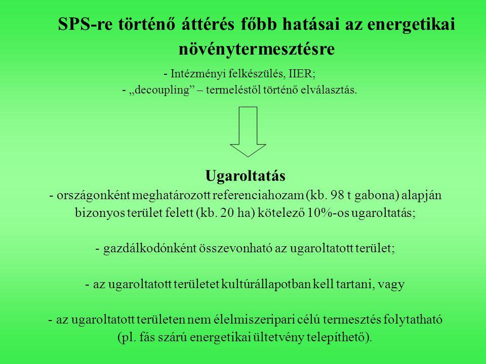 SPS-re történő áttérés főbb hatásai az energetikai