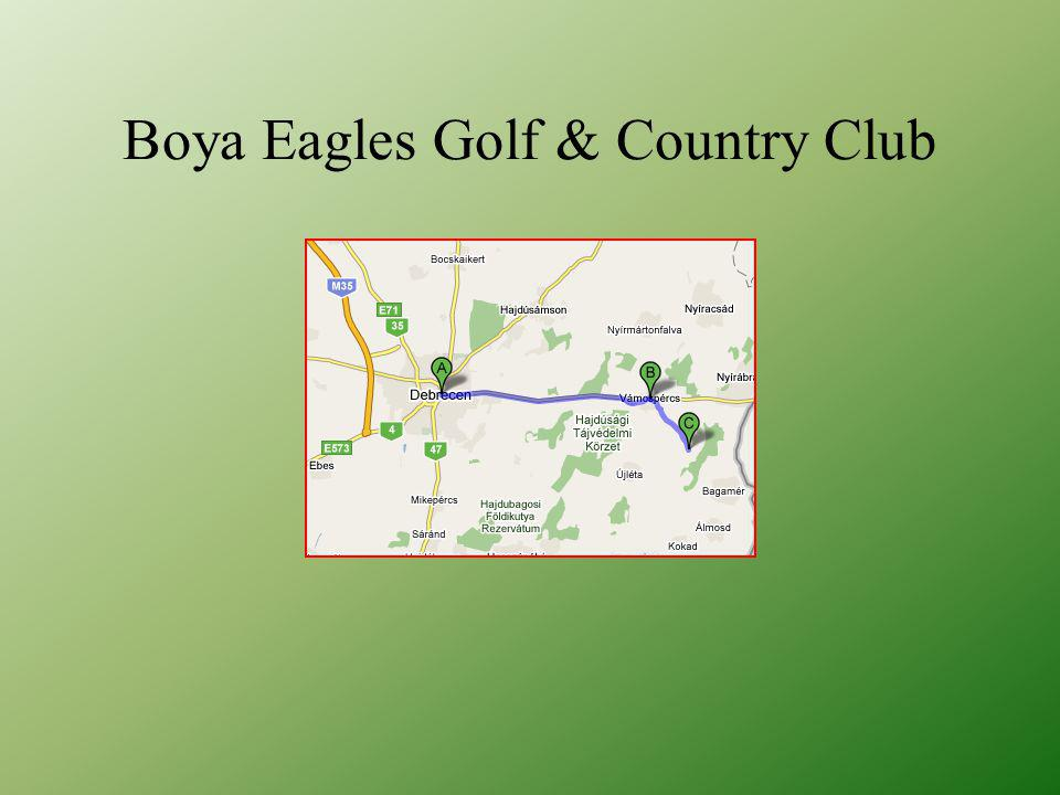 Boya Eagles Golf & Country Club