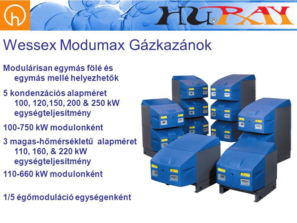 Wessex Modumax Gázkazánok