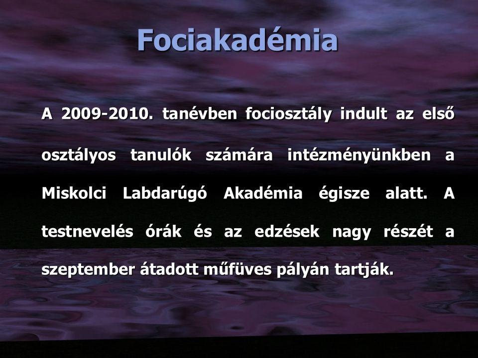 Fociakadémia