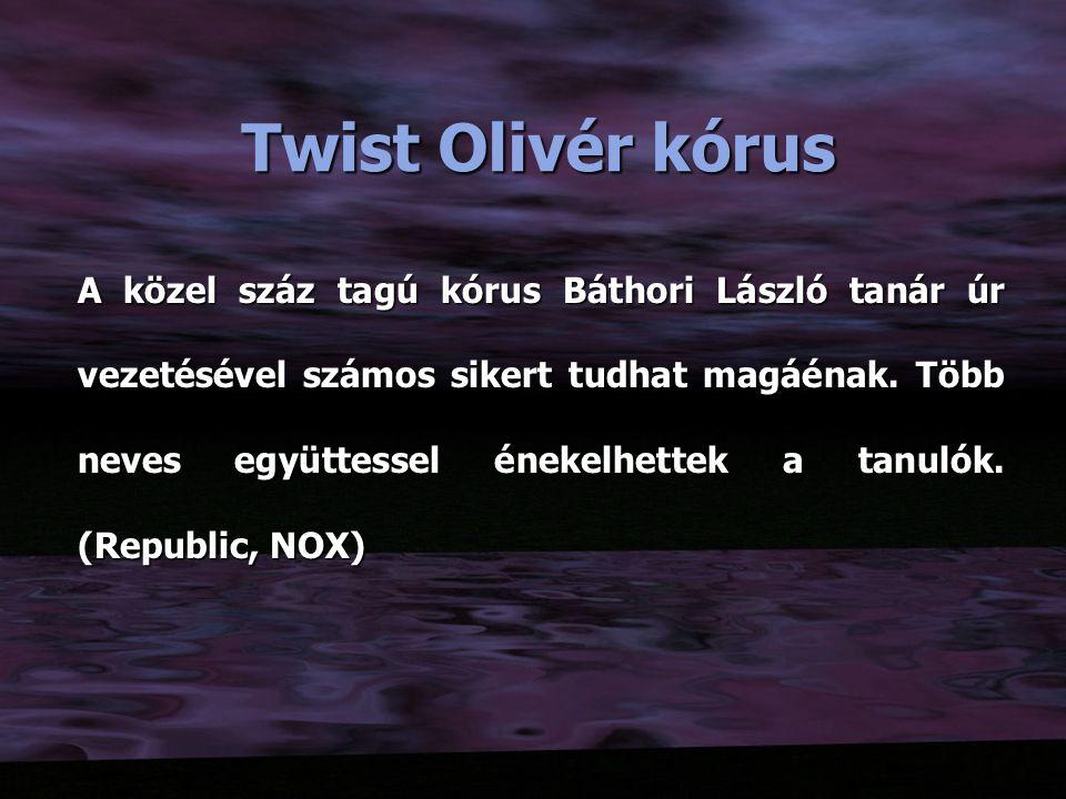Twist Olivér kórus