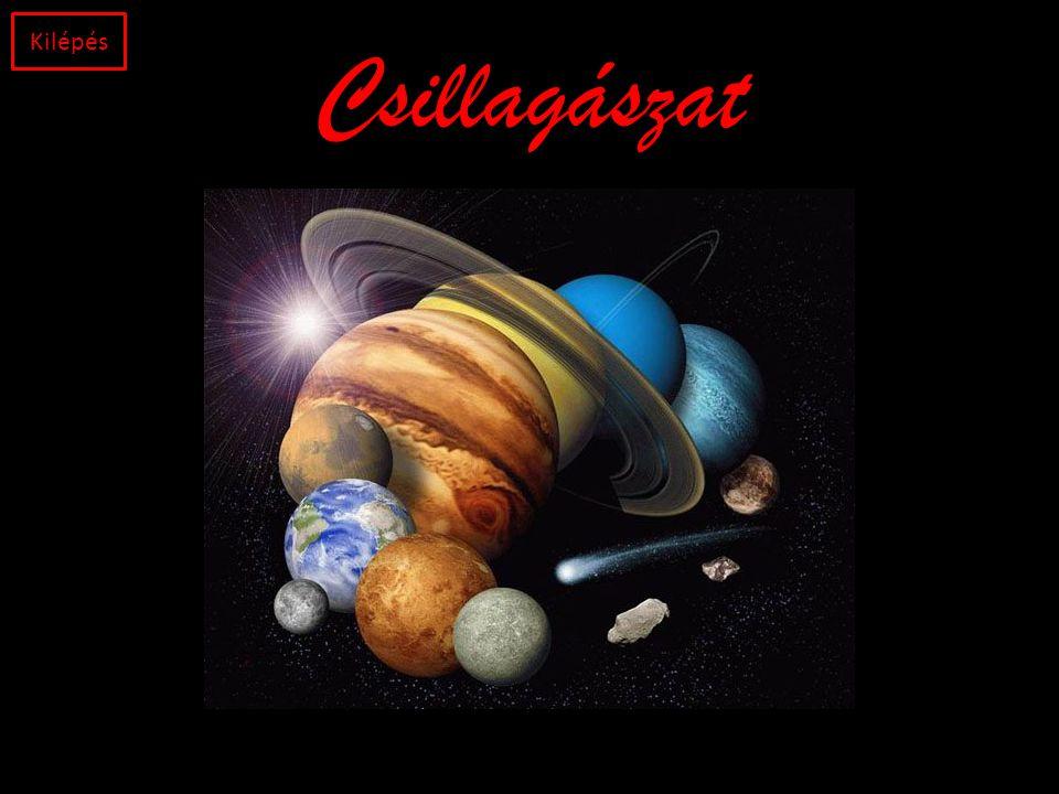 Kilépés Csillagászat