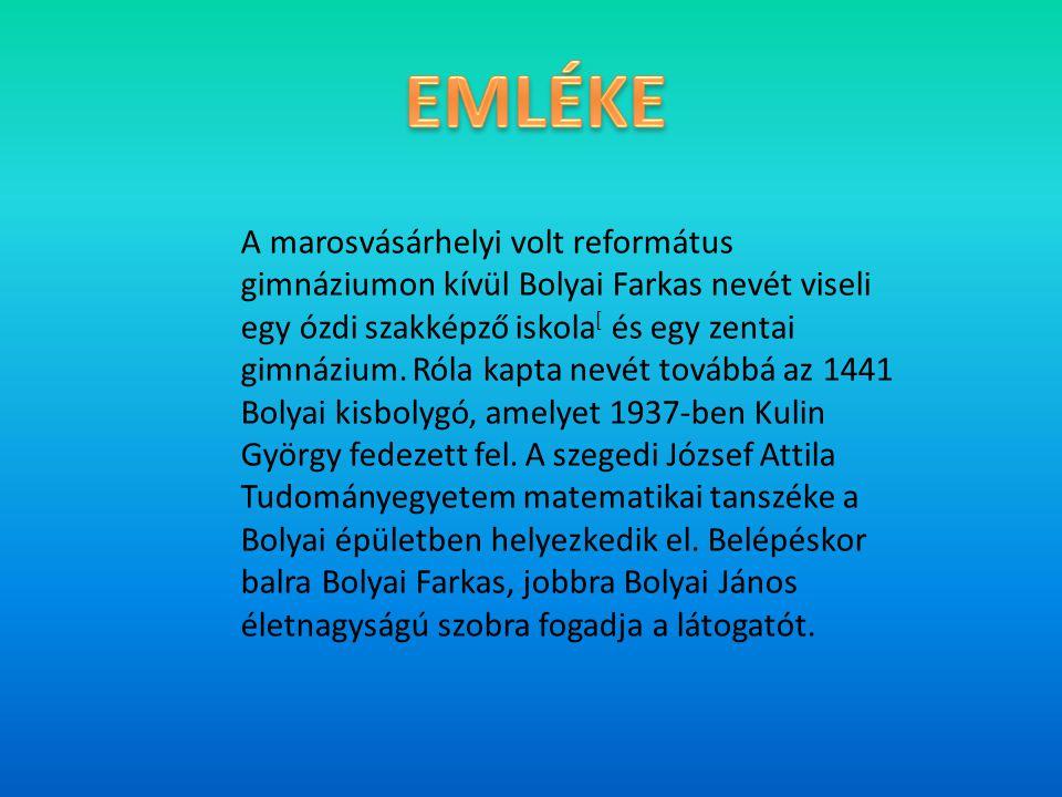 EMLÉKE