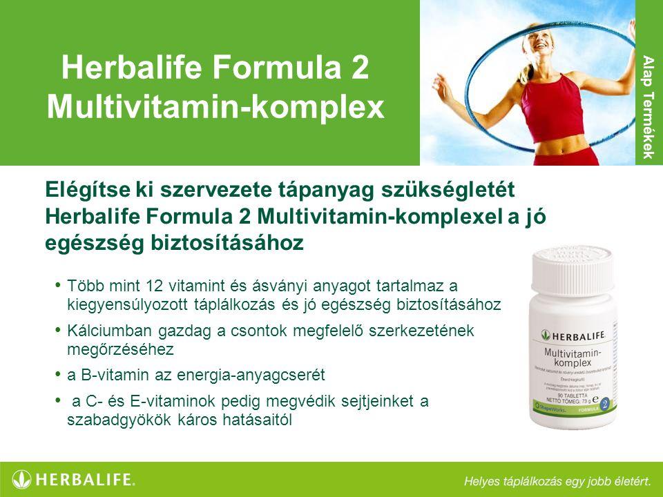 Herbalife Formula 2 Multivitamin-komplex