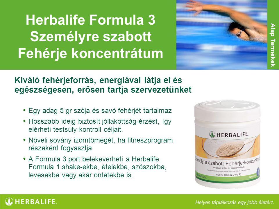 Herbalife Formula 3 Személyre szabott Fehérje koncentrátum