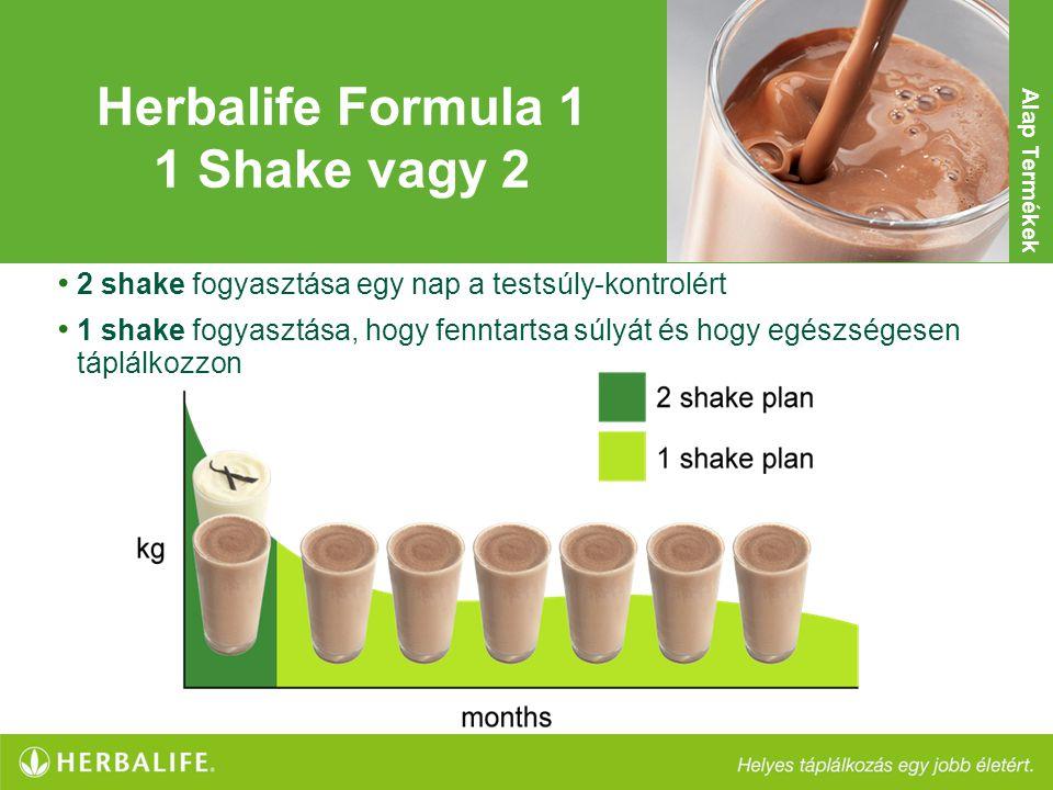 Herbalife Formula 1 1 Shake vagy 2