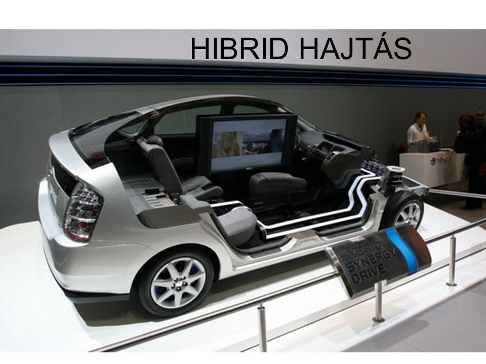 HIBRID HAJTÁS