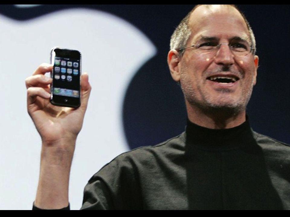 2007 január: Jobs bejelenti az iPhone-t, nyártól kapható – azóta…