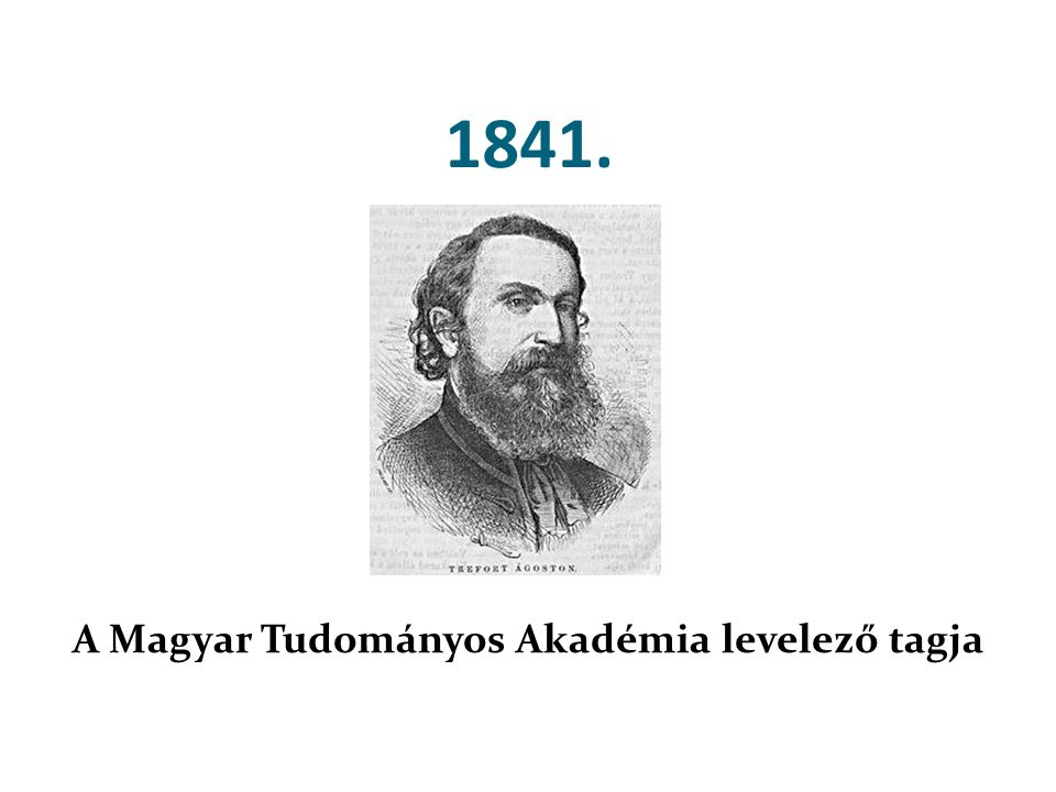 A Magyar Tudományos Akadémia levelező tagja
