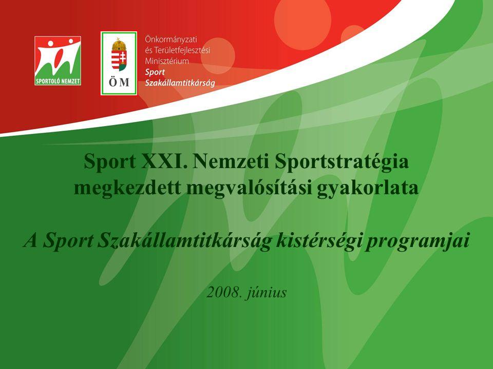 Sport XXI.