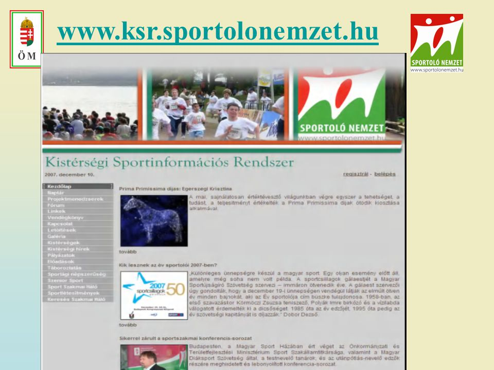 www.ksr.sportolonemzet.hu