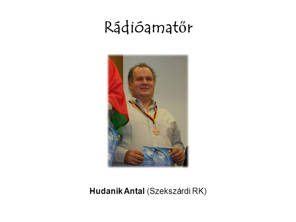 Hudanik Antal (Szekszárdi RK)