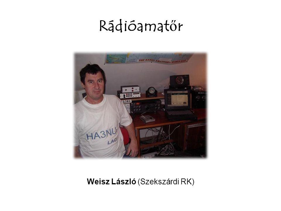 Weisz László (Szekszárdi RK)