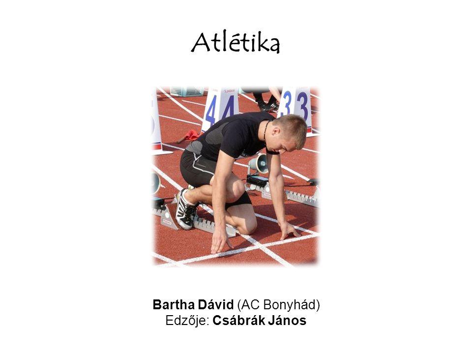 Bartha Dávid (AC Bonyhád)