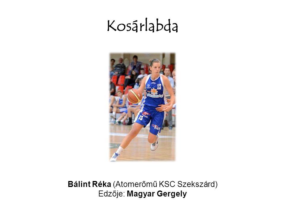 Kosárlabda Bálint Réka (Atomerőmű KSC Szekszárd)