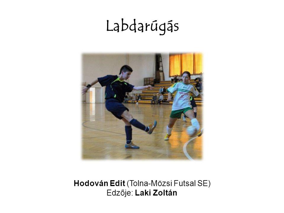 Hodován Edit (Tolna-Mözsi Futsal SE)