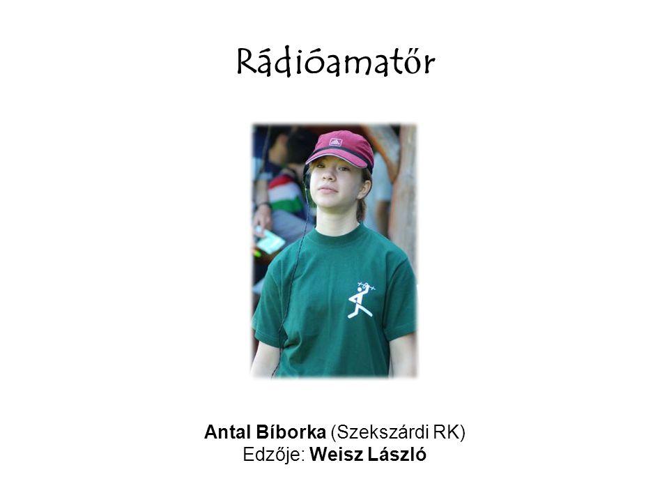 Antal Bíborka (Szekszárdi RK)