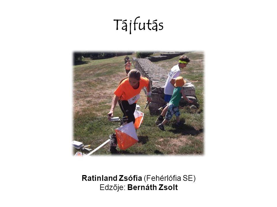 Ratinland Zsófia (Fehérlófia SE)