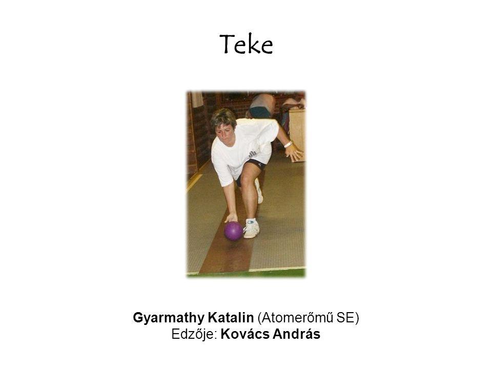 Gyarmathy Katalin (Atomerőmű SE)