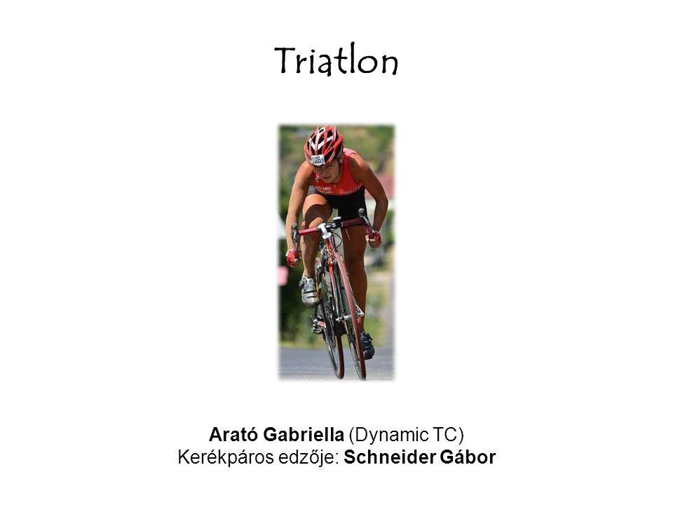 Triatlon Arató Gabriella (Dynamic TC)